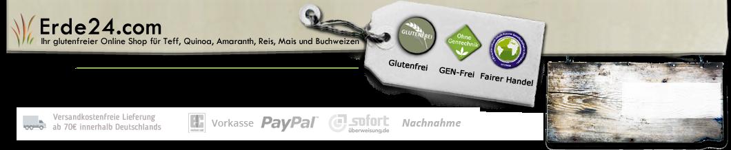 glutenfreies Teffmehl logo